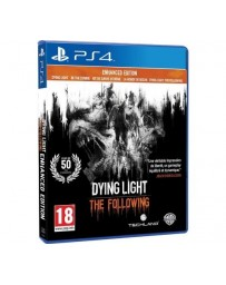 Jeu PS4 Dying Light : The Following Enhanced Edition