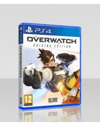 Jeu PS4 Overwatch Origins Edition