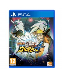 Jeu PS4 Naruto Shippuden : Ultimate Ninja Storm 4