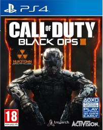 Jeu PS4 CALL OF DUTY : BLACK OPS 3