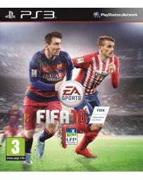 Jeu PS3 FIFA 16