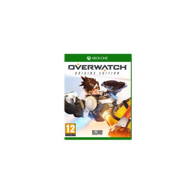 Jeu Xbox One Overwatch