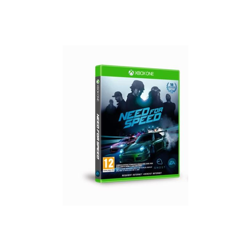 Jeu Xbox One Need for Speed