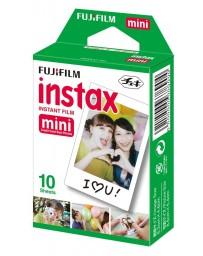 Films Mini Instax - Fujifilm 86 x 54 mm - Monopack 10 Films