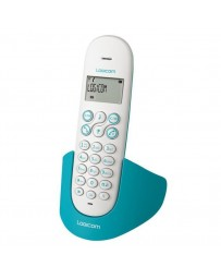 TELEPHONE DÉDUCTIBLES LUNA DUO 250 Turquoise LOGICOM