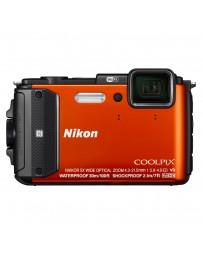 Appareil Photo Nikon Coolpix AW130 Orange