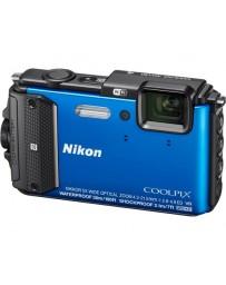 Appareil Photo Nikon Coolpix AW130 Bleu