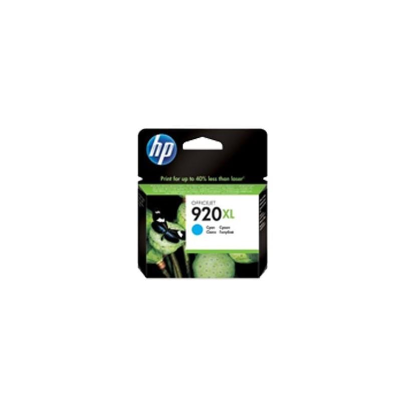 HP CARTOUCHE ADP CYAN 920XL