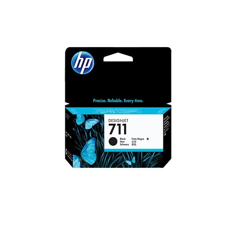 Cartouche d'encre HP 711 Noir