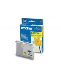 Cartouche Originale Brother LC970Y Jaune