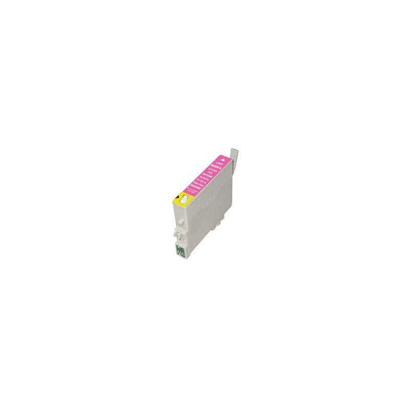 Cartouche d'encre Compatible Epson T0806 Magenta Clair