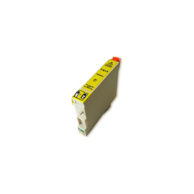 Cartouche d'encre Adaptable Epson E-0614 Jaune
