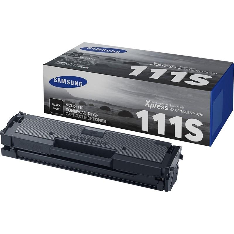 Toner D'origine SAMSUNG MLT-D111S Noir