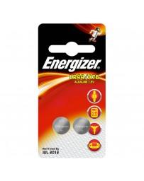 Piles Energizer A76/LR44 1.5V au Lithium