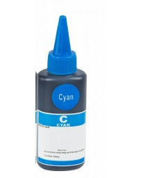 BOUTEILLE ENCRE BROTHER 100ML CYAN BULK INK