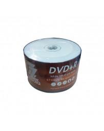 Bobine De 50 DVD+R 16X ZZ MEDIA 4.7Go