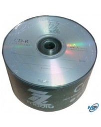 Bobine 50 Pieces CD-R 52X 80MIN MEDIA 700 Mo