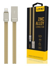 Cable Zinc Alloy lDNIO 1000MM