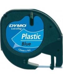 Ruban D'étiquettes DYMO Plastique Bleu S0721660
