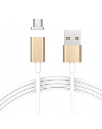 Micro USB Data Cable Magnetic Cable pour Samsung Galaxy S4