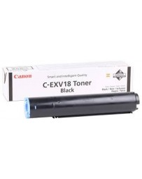 TONER CANON NOIR IR1018/1024 TN-CEXV18