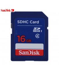 CARTE MEMOIRE SD SANDISK 16GB SECURE DIGITAL