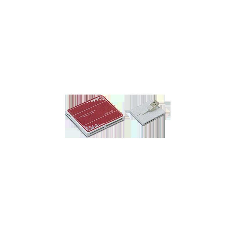 LECTEUR DE CARTE ANEEX USB ULTRA SLIM E-530