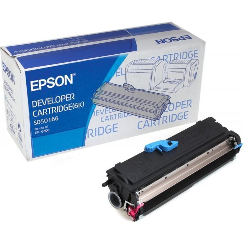 TONER EPSON EPL6200 HC SO50166 6K