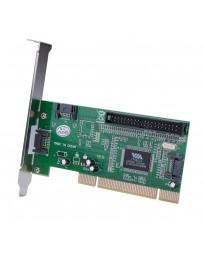 CARTE PCI IDE + 3 SATA ATA133 CONTROLLER