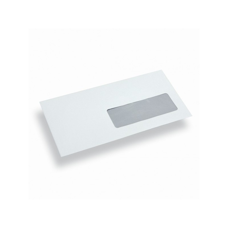 Enveloppe SOBRESIL Blanc 110 X 220