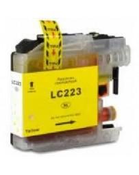 CARTOUCHE LC223 YELLOW ADAPTABLE DROPINK