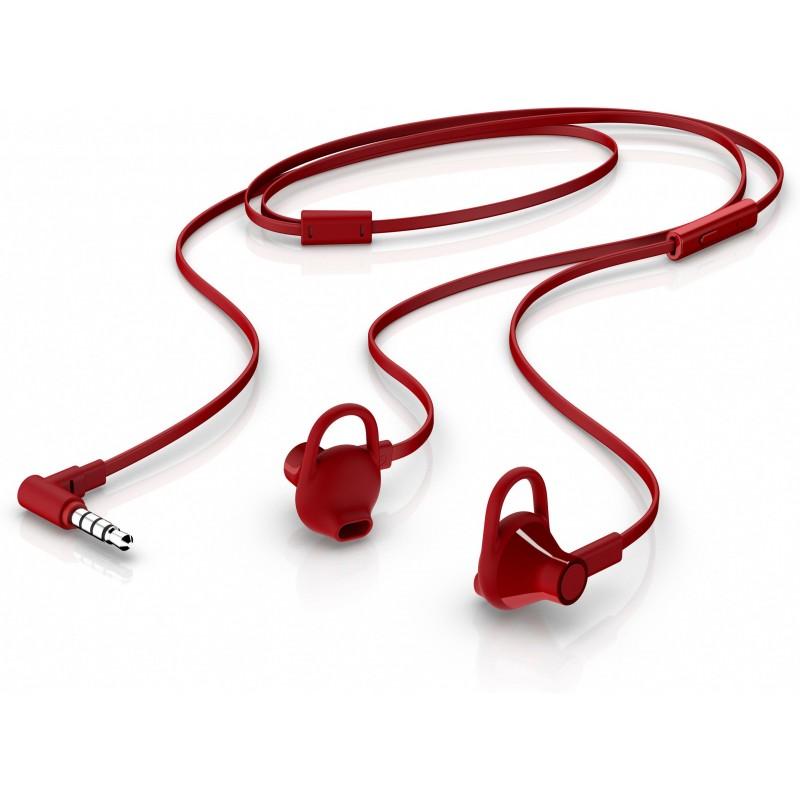 ECOUTEUR HP ROUGE IN-EAR HEADSET 150