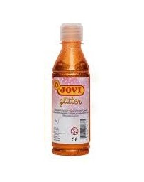 GLITTER ORANGE 250 ML JOVI