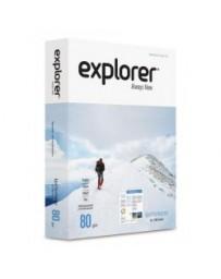 RAM PAPIER EXTRA BLANC EXPLORER 80G A3