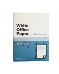 RAME PAPIER WHITE OFFICE 75GR A4