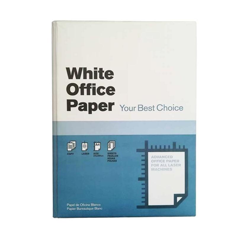 RAME PAPIER WHITE OFFICE 75GR A4