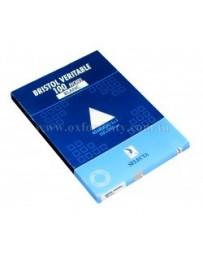 FICHE BRISTOL PETIT MODEL 125x200 SELECTA 100PCS BLANC
