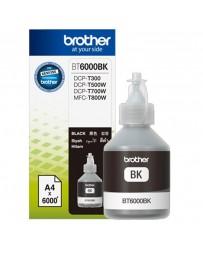 BOUTEILLE ENCRE BROTHER T300 NOIR BT6000BK