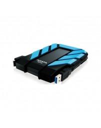 DISQUE DUR EXTERNE HD710 ADATA 1TB USB 3.0 ANTICHOC BLEU
