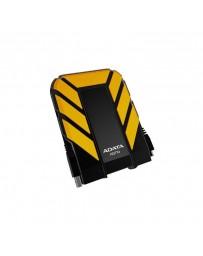 """DISQUE DUR EXTERNE HD710 ADATA 1TB 2.5"""" USB 3.0 ANTICHOC JAUNE"""