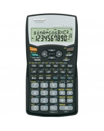 CALCULATRICE SHARP EL-531WH