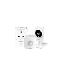 SMART HOME STARTER KIT DCH-S150 DSP-W215 DCS