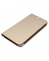 FLIP COVER TEEL MOTO E PLUS GOLD