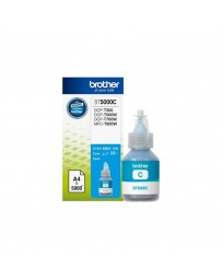 BOUTEILLE ENCRE BROTHER T300 BT5000C CYAN