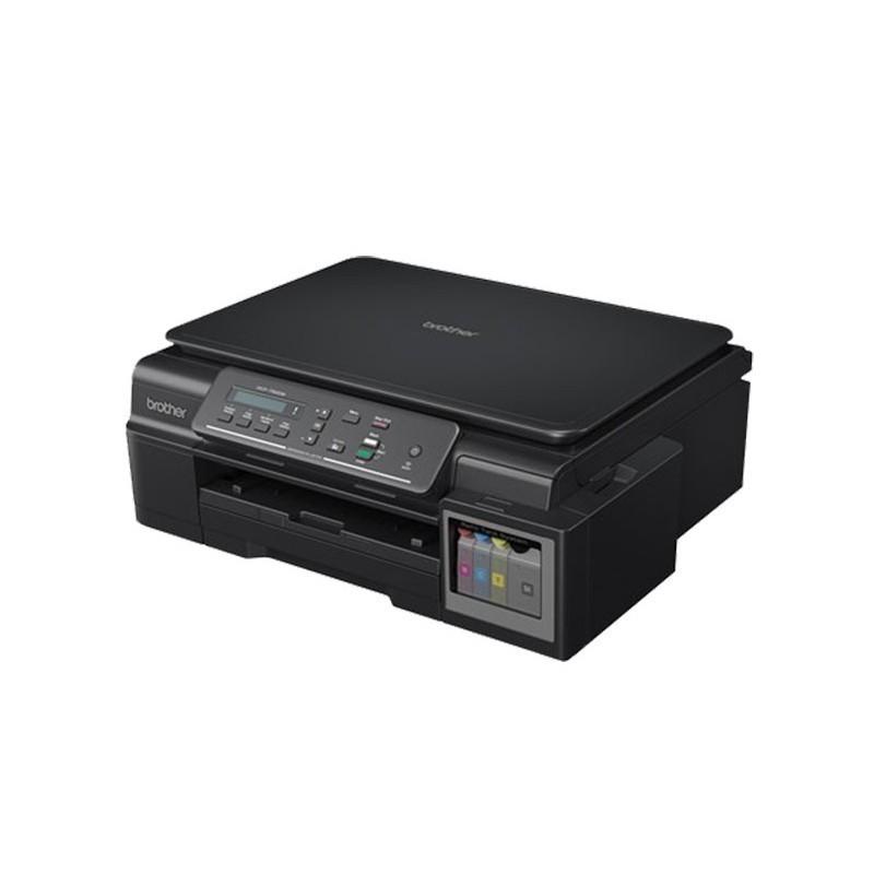 Imprimante Multifonction Brother DCP-T500W àRéservoir Intégrée - Couleur Wifi