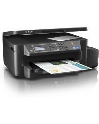 Imprimante Multifonction EPSON L605 3EN1 Couleur - Wifi (C11CF72402)