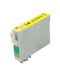 CARTOUCHE ADATABLE EPSON T0714 YELLOW DROPINK