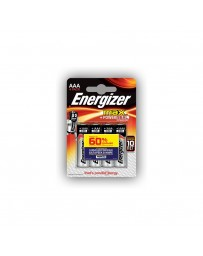 PILE E92 LR03 1.5V BP4 ENERGIZER 60% LONGER