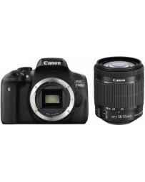 Appareil Photo Reflex CANON EOS 750D + Objectif 18-55 mm