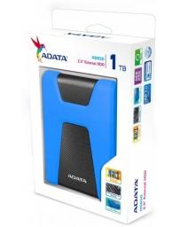 DISQUE DUR EXTERNE HD650 1TB ANTICHOC BLEU USB 3.0